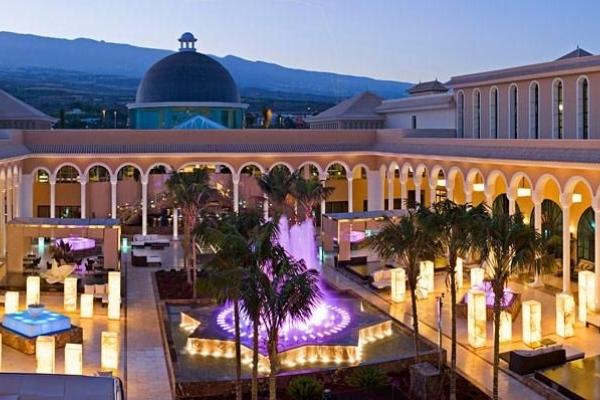 Alojamiento Meliá Hotel & Resort